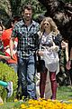 fergie baby bump church josh duhamel 01