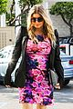 fergie flower power baby bump 14