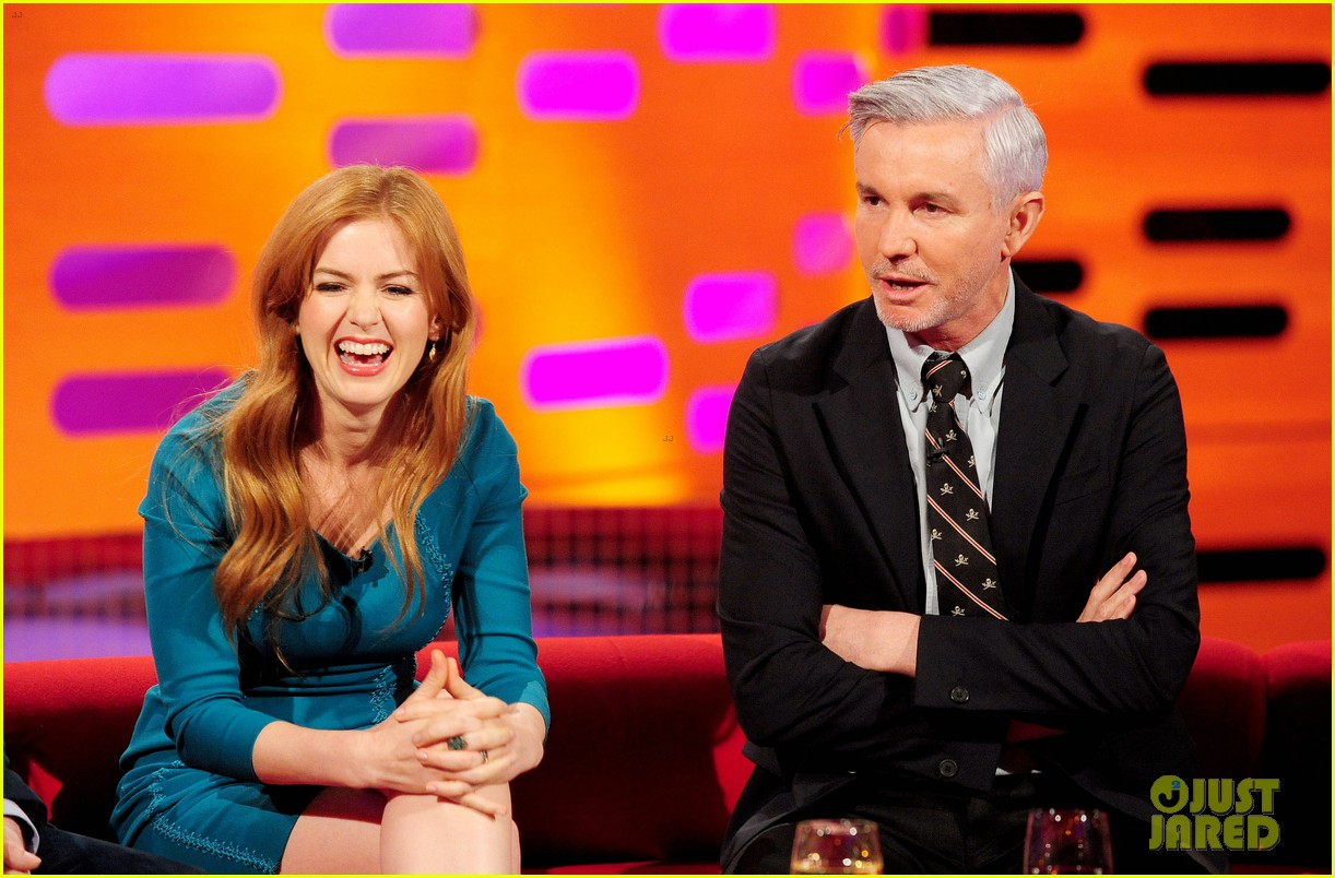 daniel radcliffe isla fisher graham norton show guests 032873187