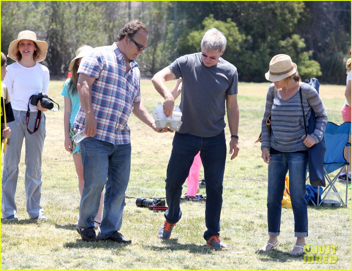 harrison ford calista flockhart liam soccer game 21