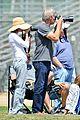 harrison ford calista flockhart liam soccer game 03