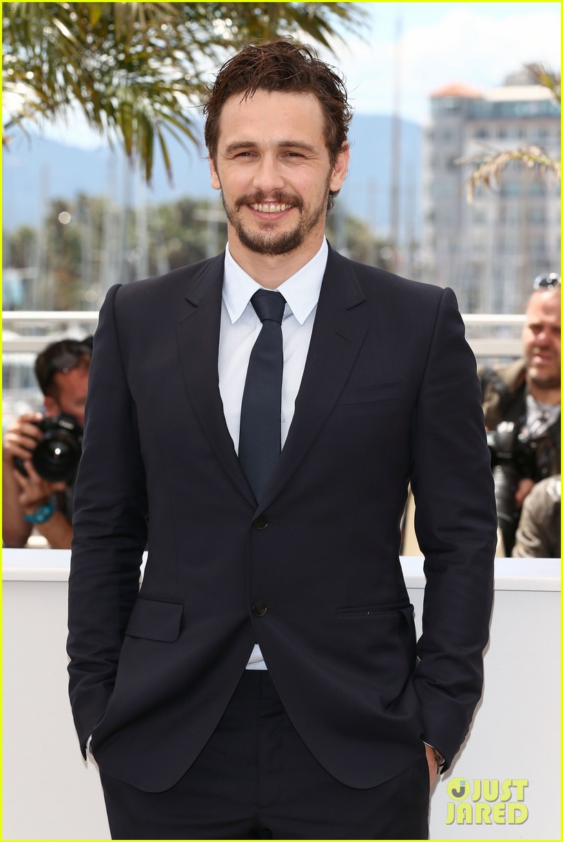 james franco ahna oreilly as i lay dying cannes photo call 16
