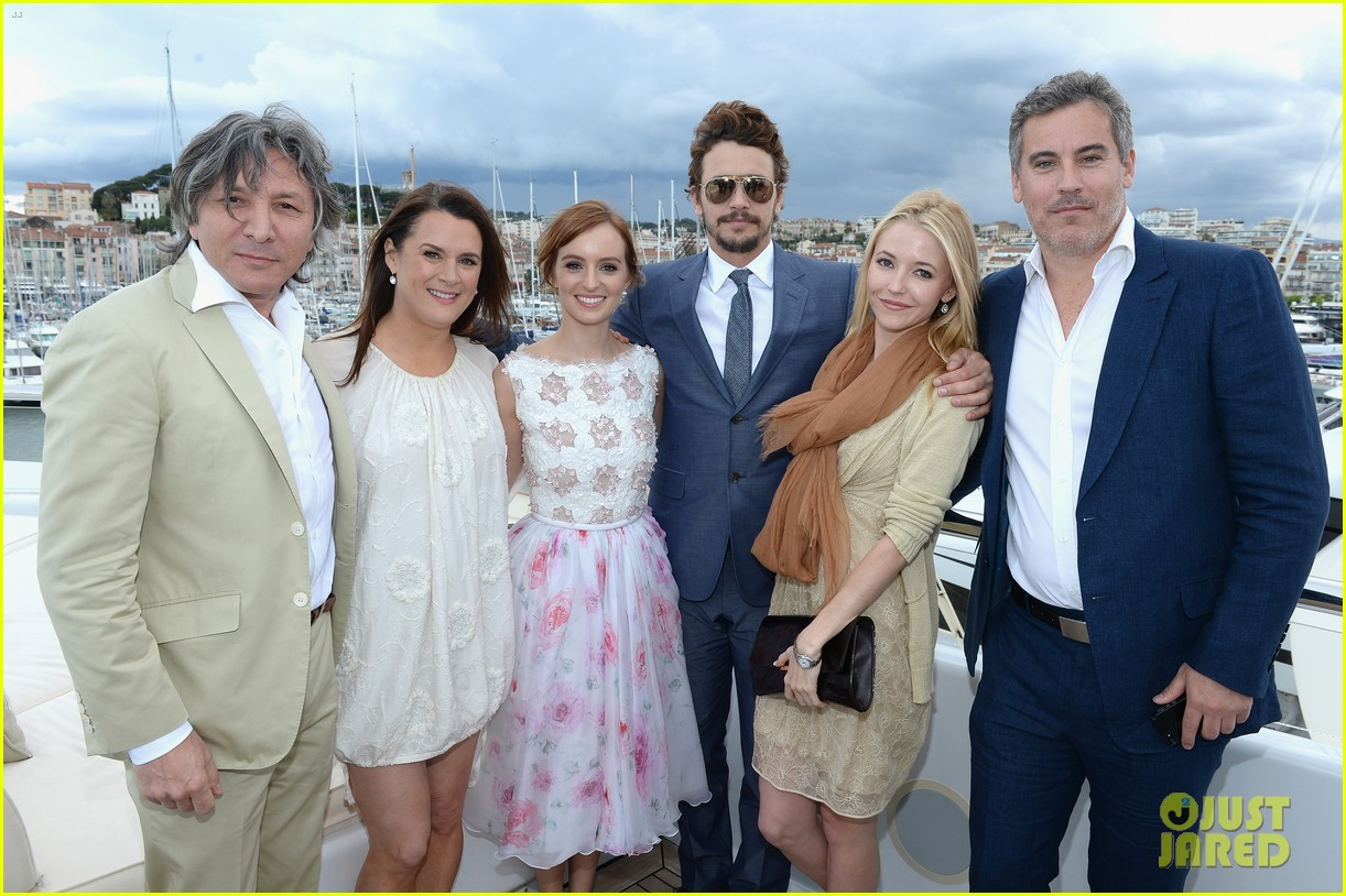 james franco ahna oreilly art of elysium cannes event 21