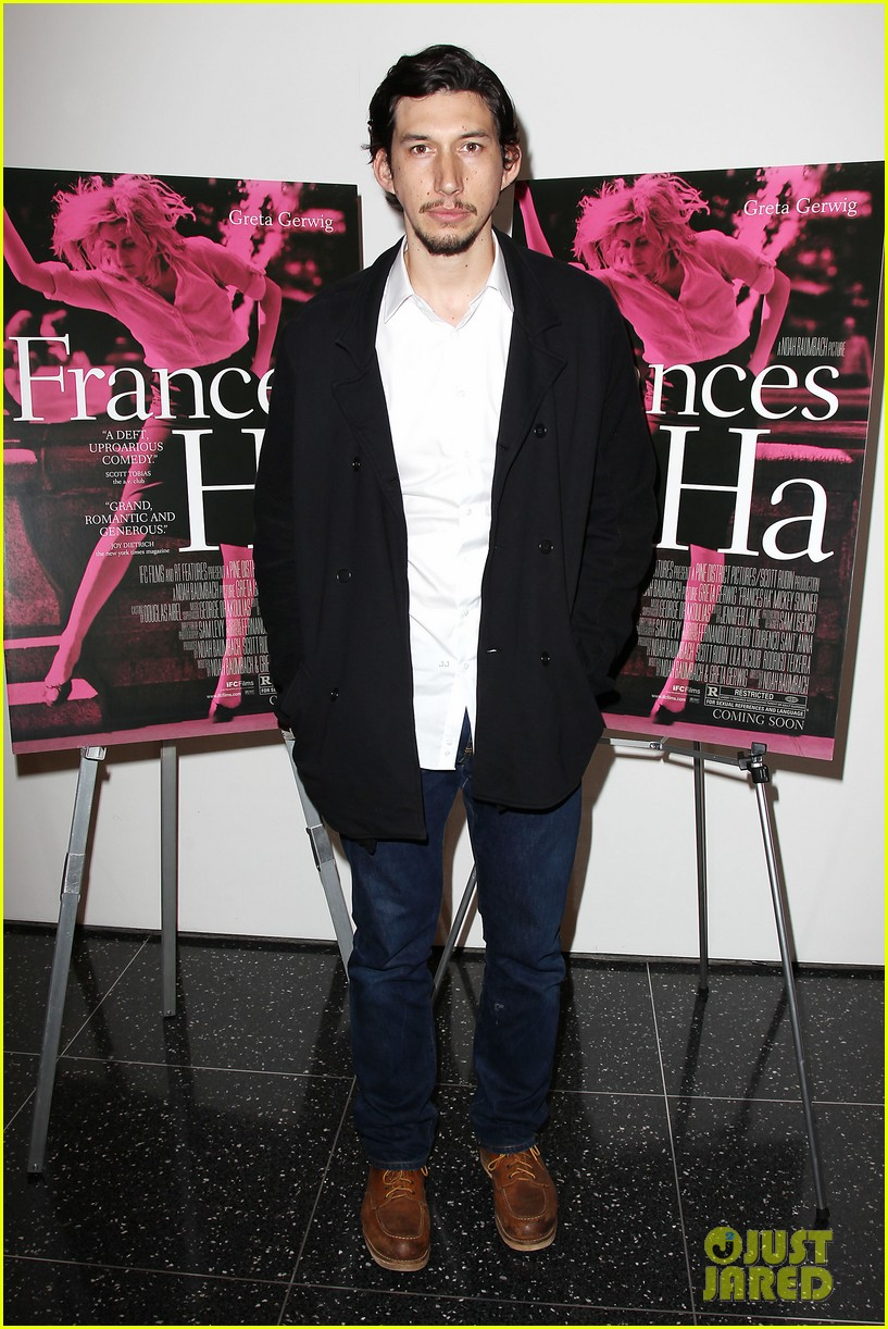 greta gerwig frances ha new york premiere 072867777