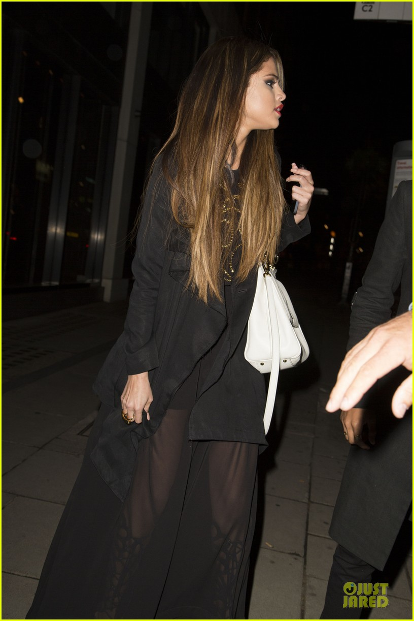 selena gomez jaden smith hakkasan dinner with will smith 24