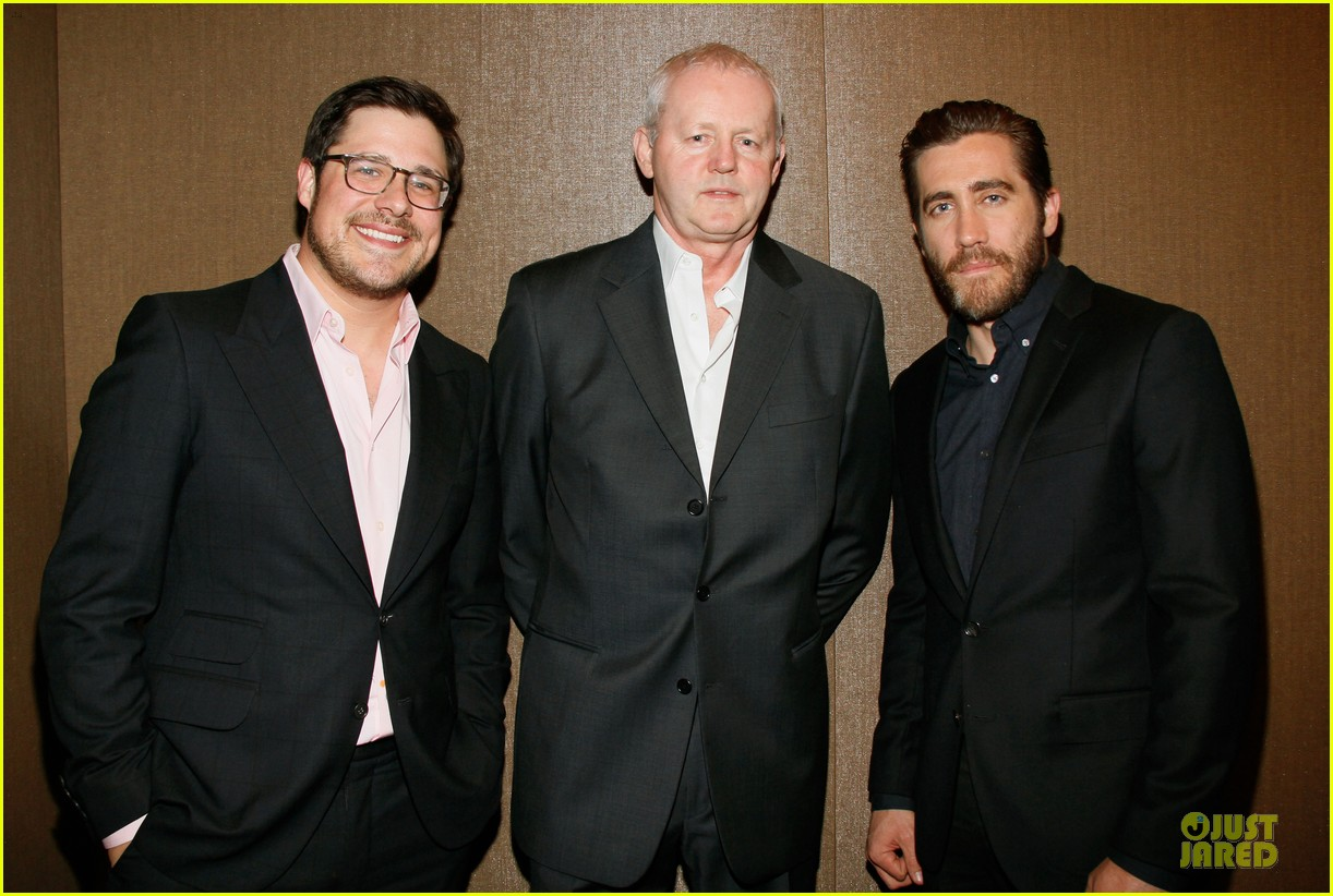 jake gyllenhaal america ferrera lucille lortel awards 09