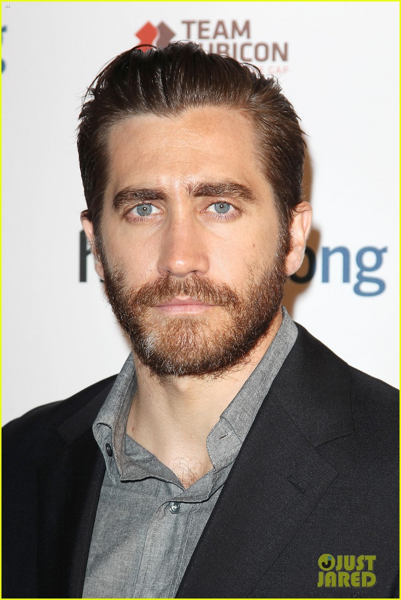 jake gyllenhaal anna chlumsky words of war event 152866967