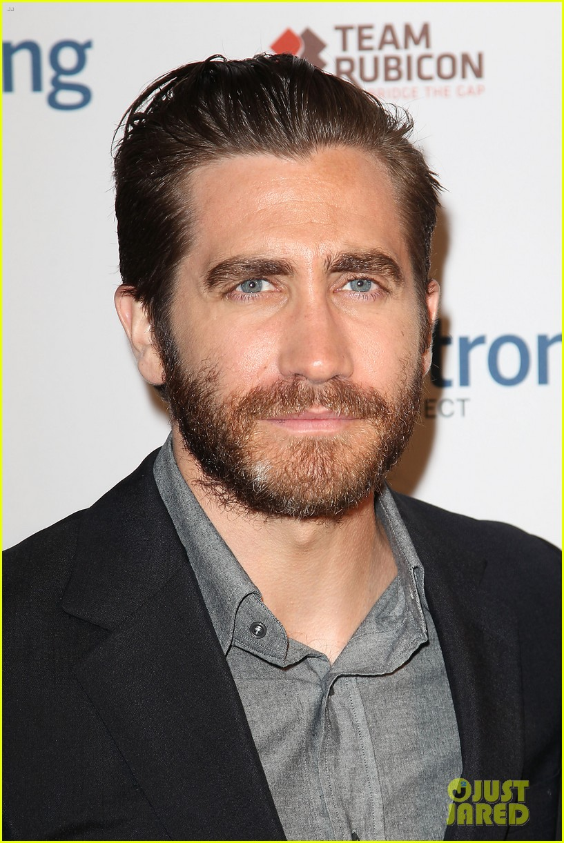 jake gyllenhaal anna chlumsky words of war event 17