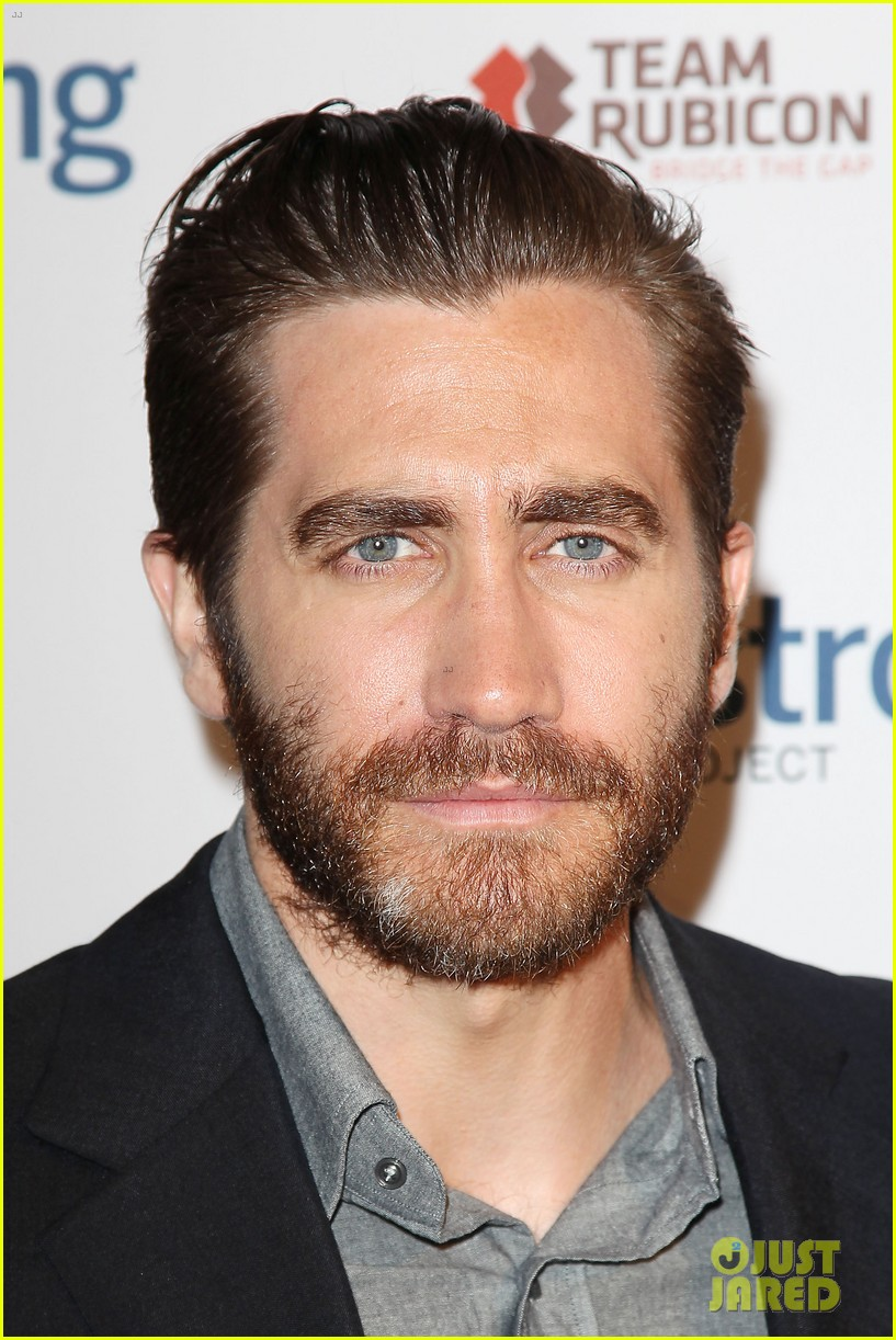 jake gyllenhaal anna chlumsky words of war event 18
