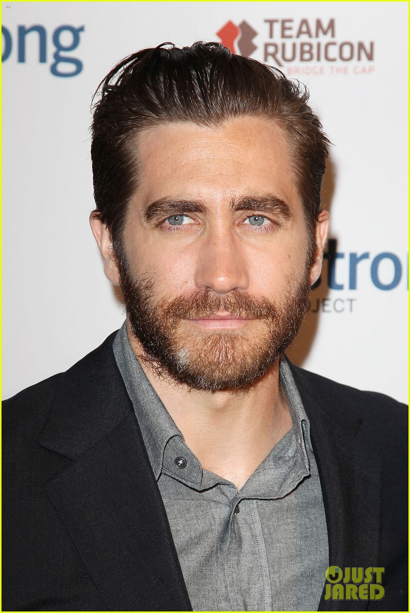 jake gyllenhaal anna chlumsky words of war event 20