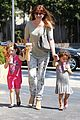 alyson hannigan grabs coffee after keevas first birthday 05