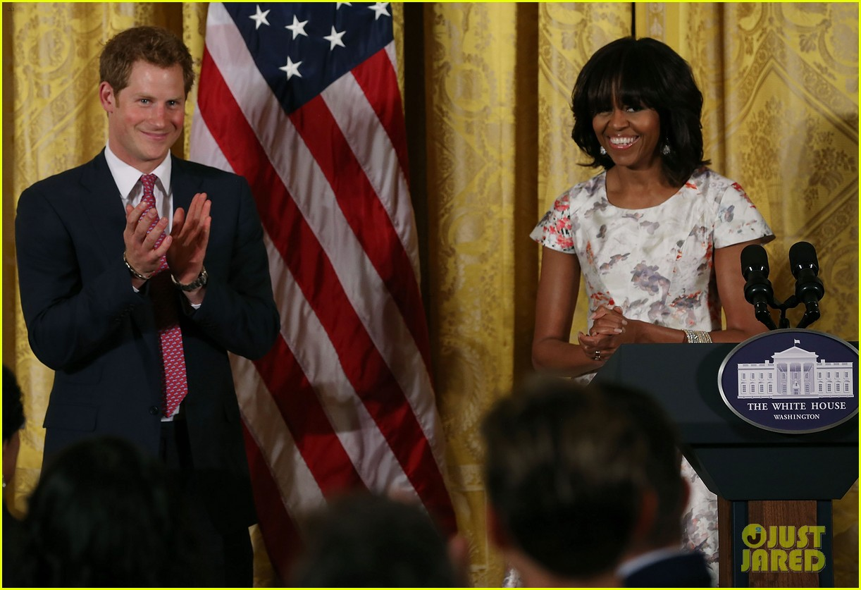 prince harry visits washington dc meets michelle obama 17