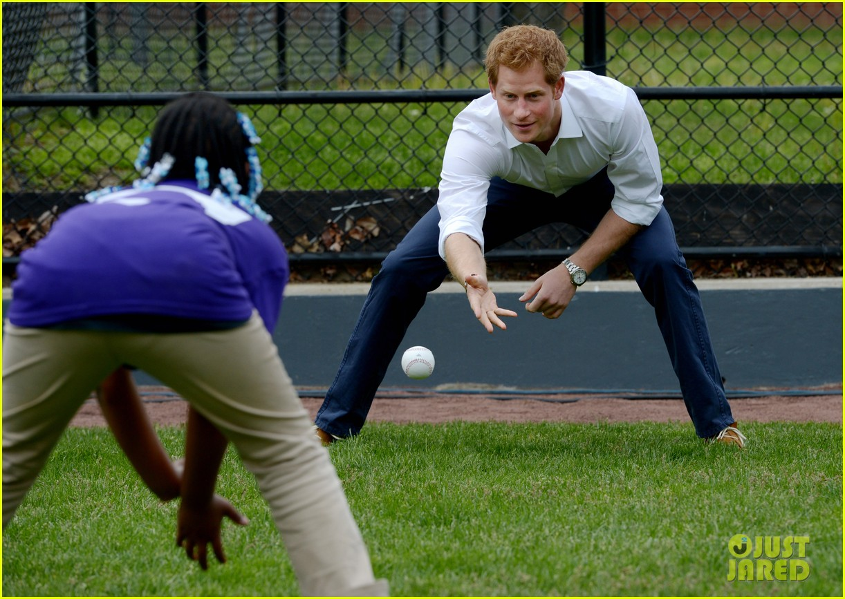 prince harry tours new york new jersey on us trip 032870356