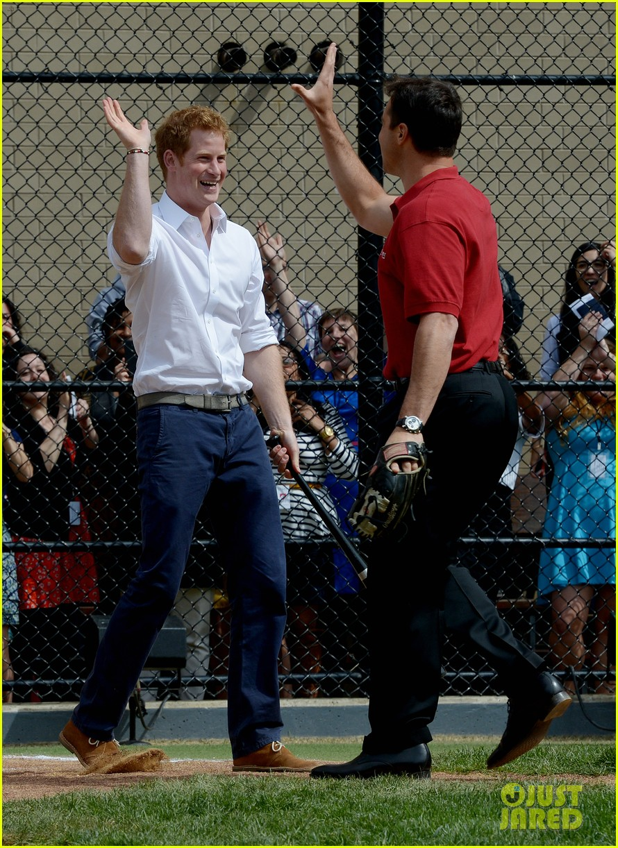 prince harry tours new york new jersey on us trip 182870371