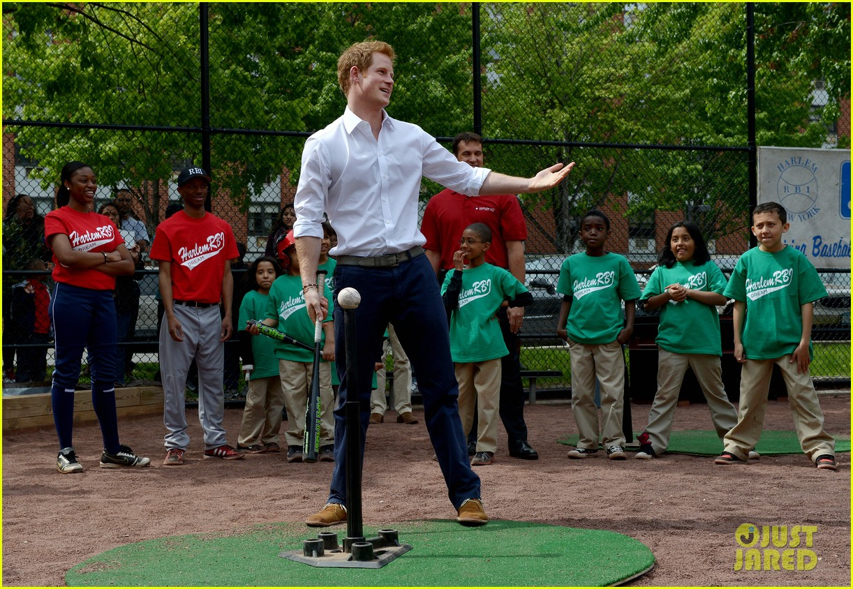 prince harry tours new york new jersey on us trip 192870372