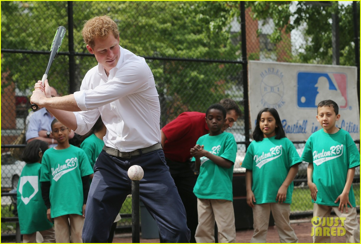 prince harry tours new york new jersey on us trip 22