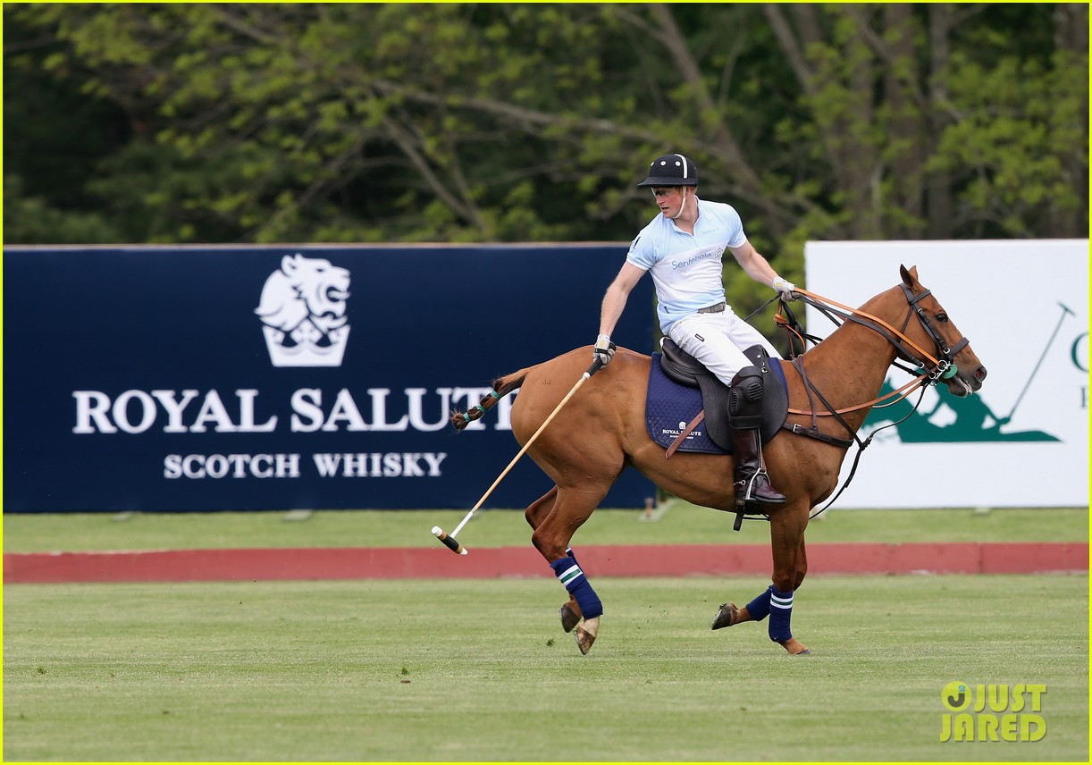 prince harry wraps us tour with polo match in connecticut 14