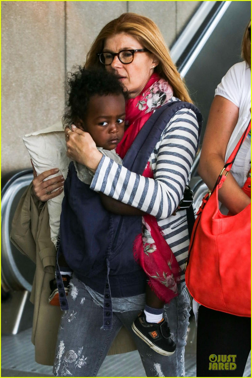 hayden panettiere conne britton memorial day weekend lax departures 04