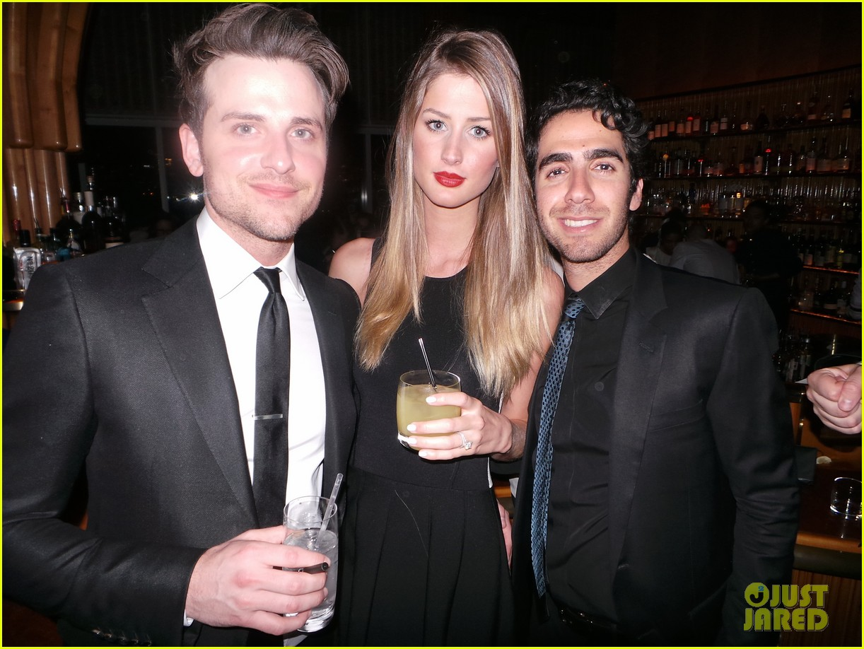 erin heatherton jared followill met ball 2013 after party 01