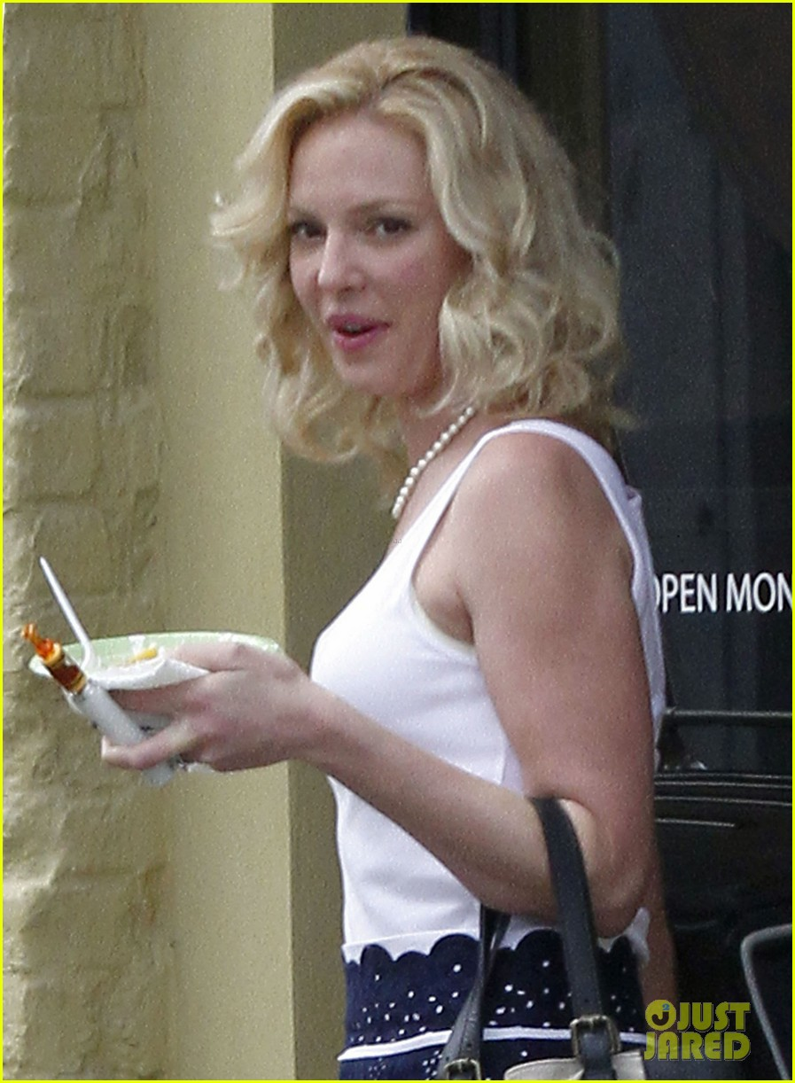 katherine heigl patrick wilson north of hell set 06
