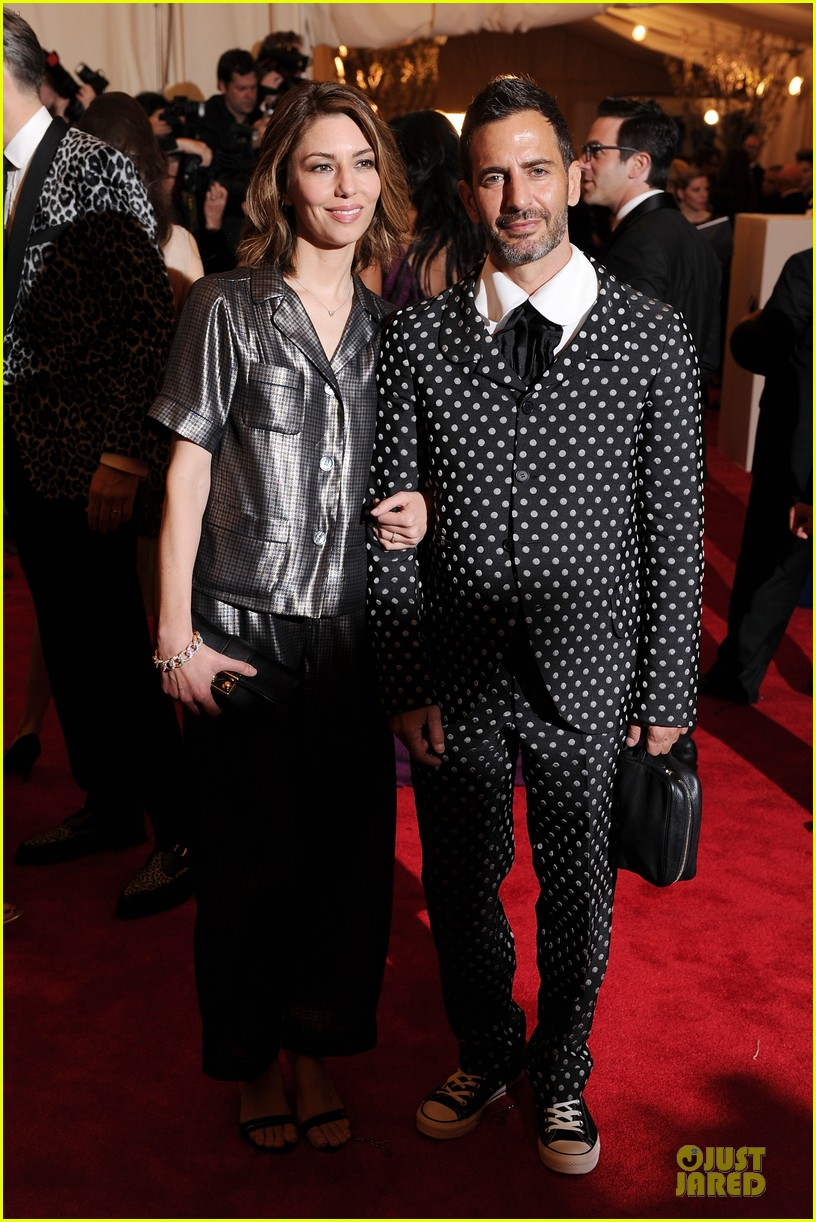 marc jacobs sofia coppola met ball 2013 red carpet 052865785