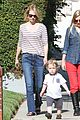 january jones xander walks in front of mommy 25