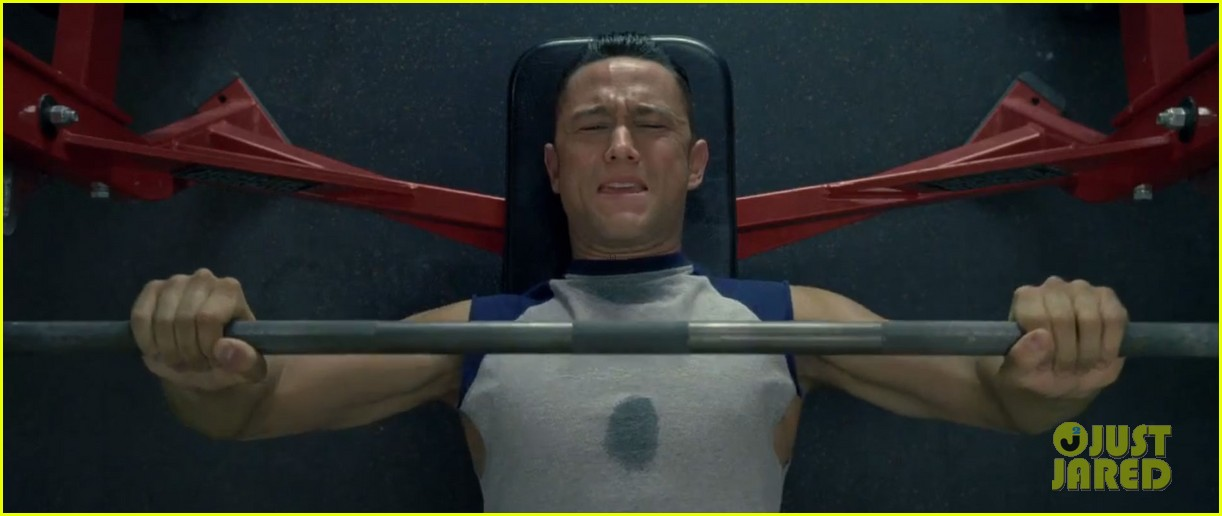 joseph gordon levitt shirtless porn addict in don jon trailer 032876372