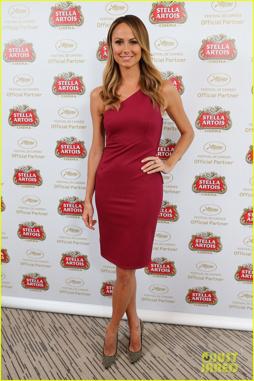 stacy keibler paul wesley stella artois suite at cannes 01