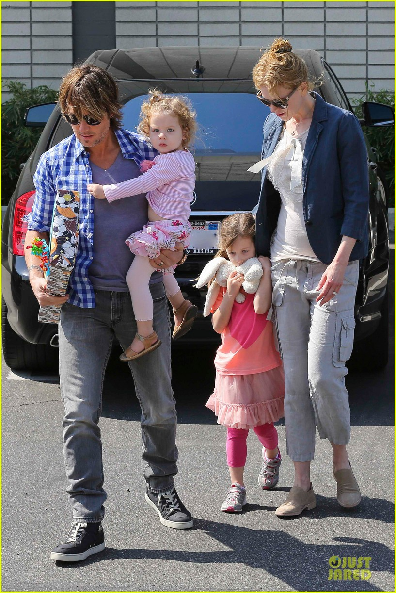 nicole kidman keith urban birthday party with the girls 09