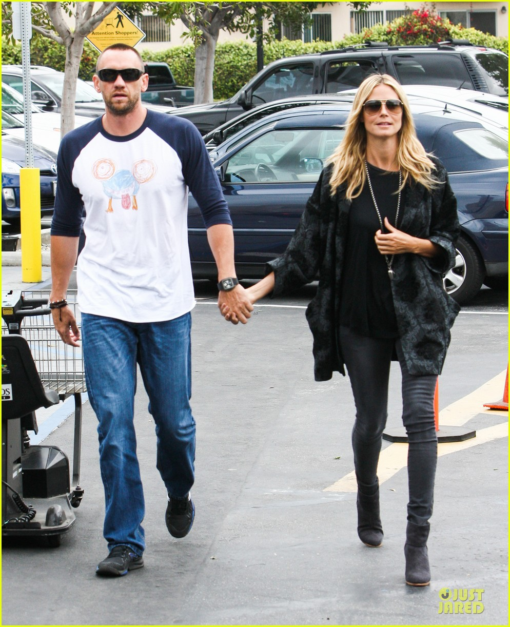 heidi klum i am not engaged to martin kirsten 30