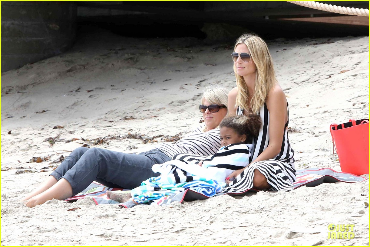 heidi klum martin kirsten pda weekend couple 46
