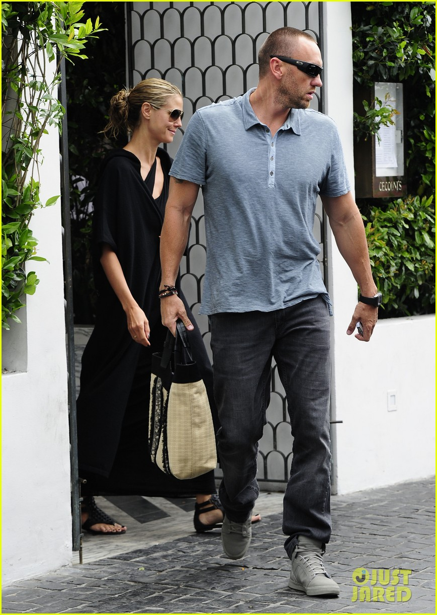heidi klum and martin kirsten beverly hills twosome 212862336