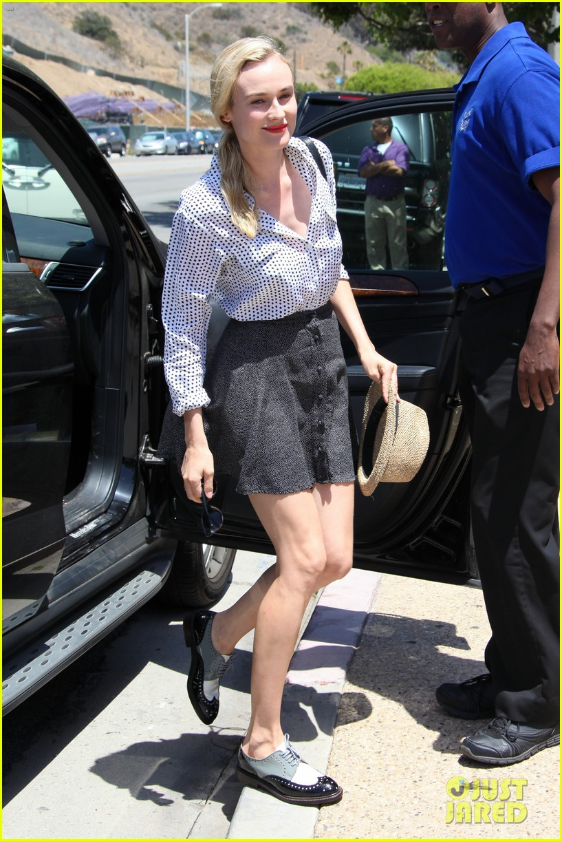 diane kruger joshua jackson joel silver memorial day party 072879245