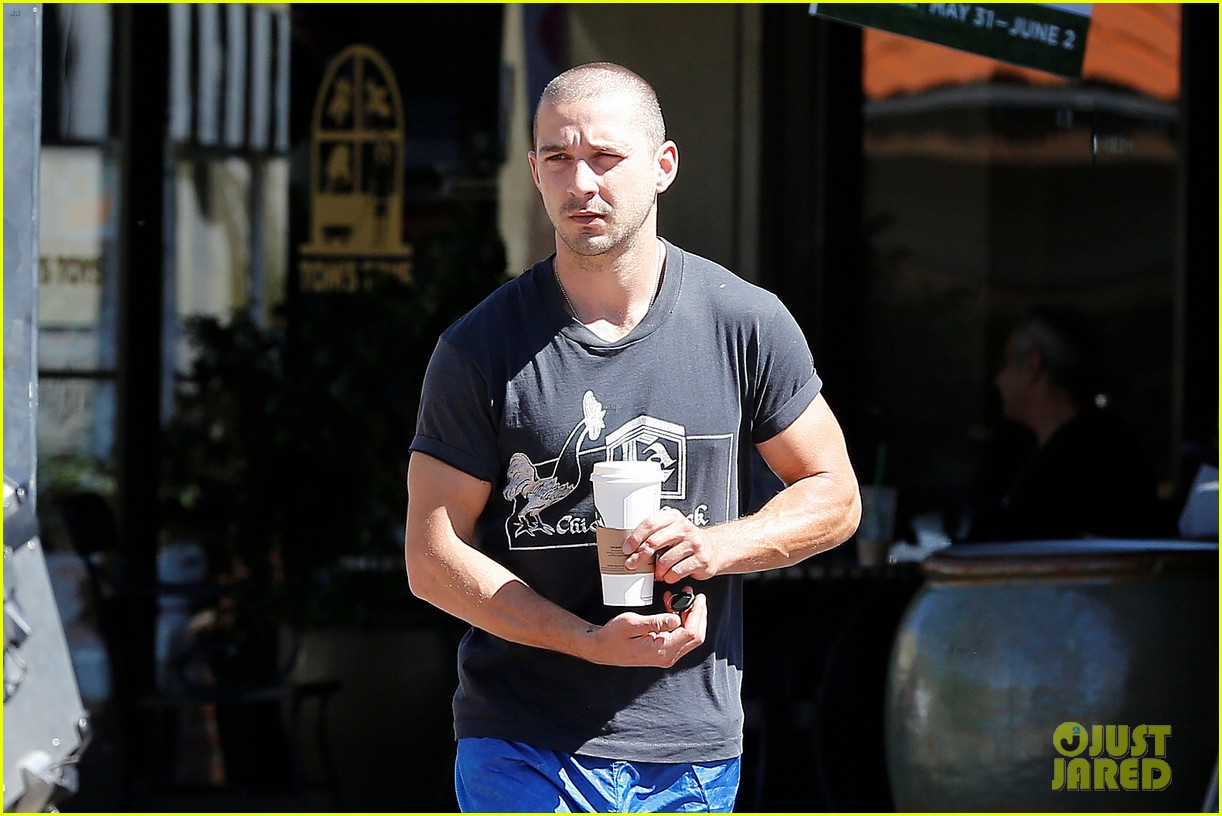 shia labeouf stills gives first agent commission from paychecks 04