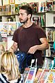 shia labeouf stale n mate book signing 17