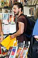 shia labeouf stale n mate book signing 21