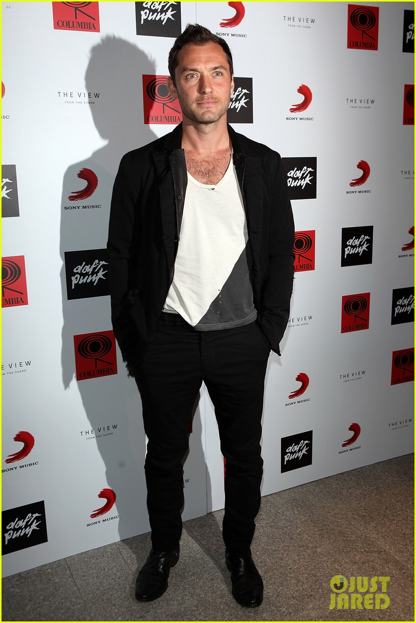 jude law daft punk random access memories listening party 03