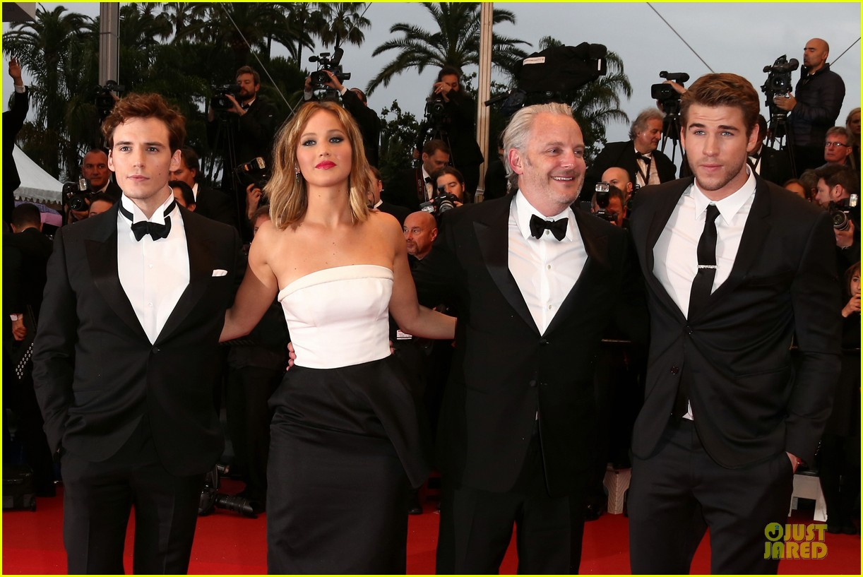 jennifer lawrence liam hemsworth jimmy p cannes premiere 04