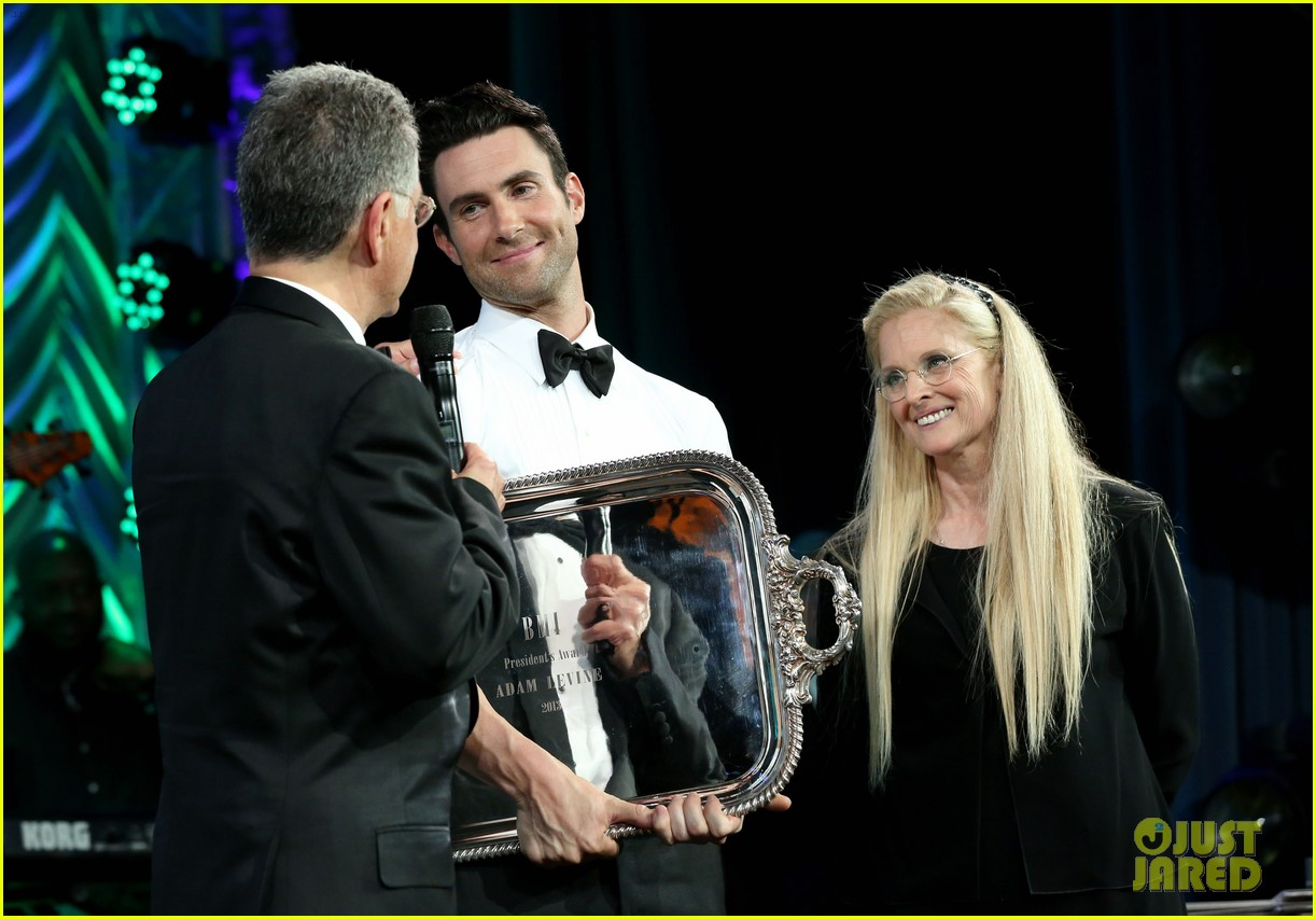 adam levine karmin 2013 bmi pop awards 112870670