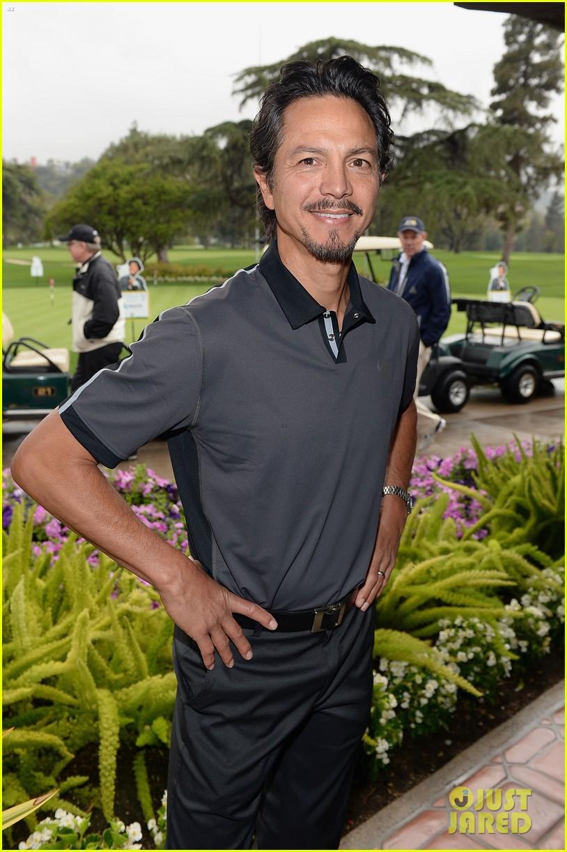 adam levine george lopez celebrity golf classic 2013 24