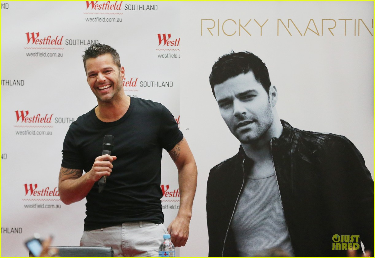 ricky martin puerto rico equal rights advocate 23