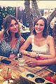 leighton meester mothers day with gossip girl mom 02