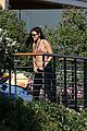 demi moore rocks bikini poolside in malibu 01