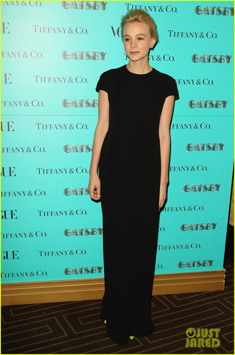 carey mulligan great gatsby tiffany co dinner 052876795