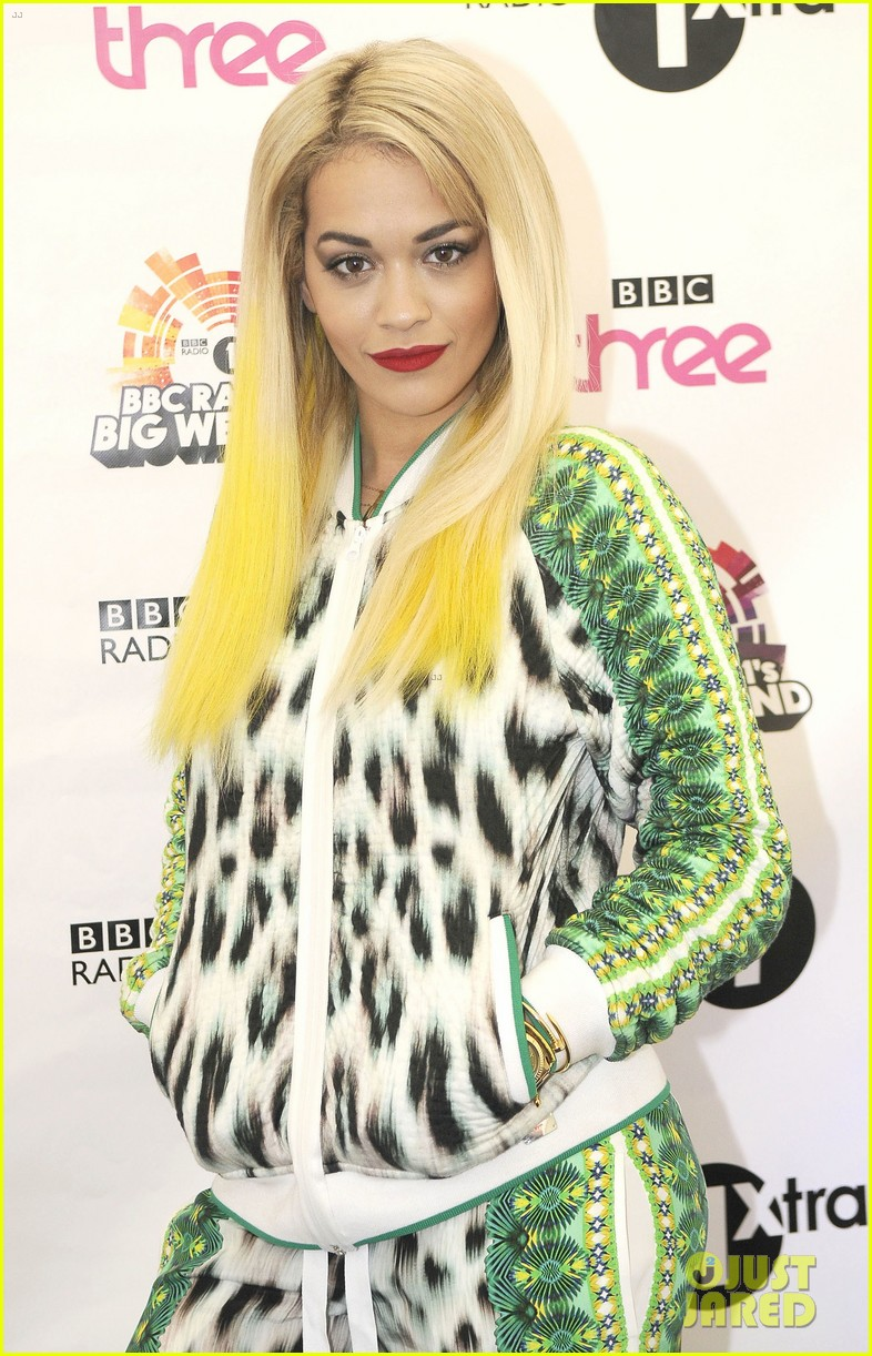 rita ora bbc radio 1 big weekend 062877818
