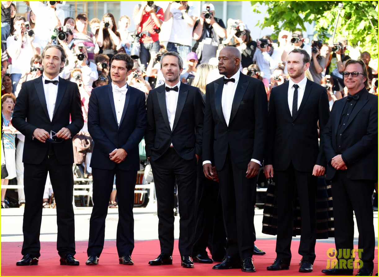 orlando bloom forest whitaker zulu cannes premiere 01