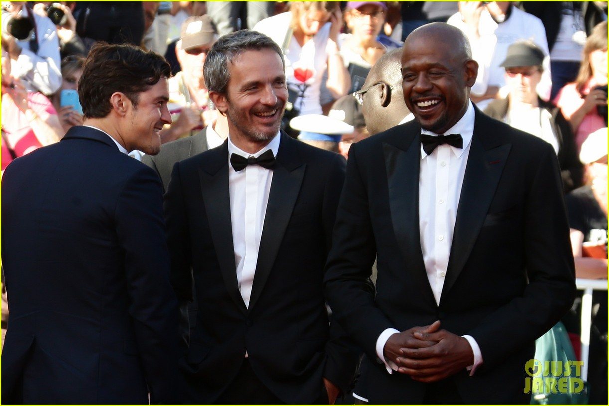 orlando bloom forest whitaker zulu cannes premiere 11
