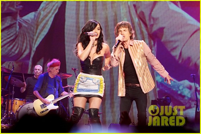 katy perry rolling stones concert surprise guest 042869594