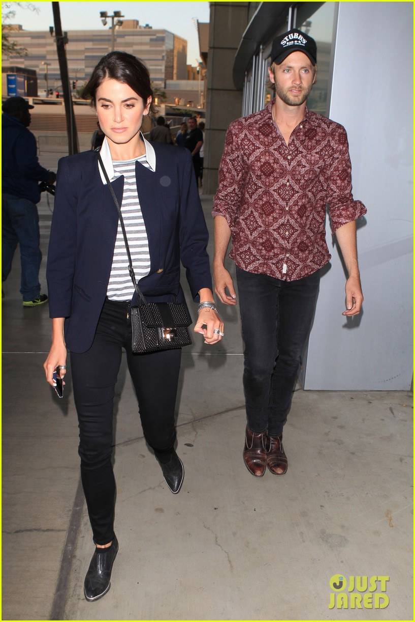 nikki reed paul mcdonald rolling stones concert couple 10