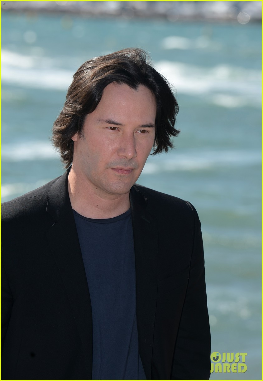 keanu reeves man of tai chi cannes photo call 132874750